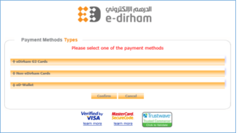payment method types