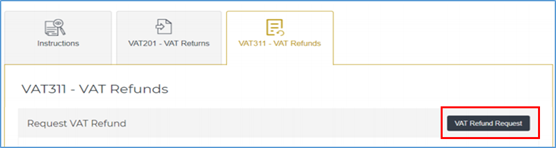Vat refund request