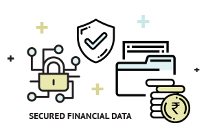 financial data secure